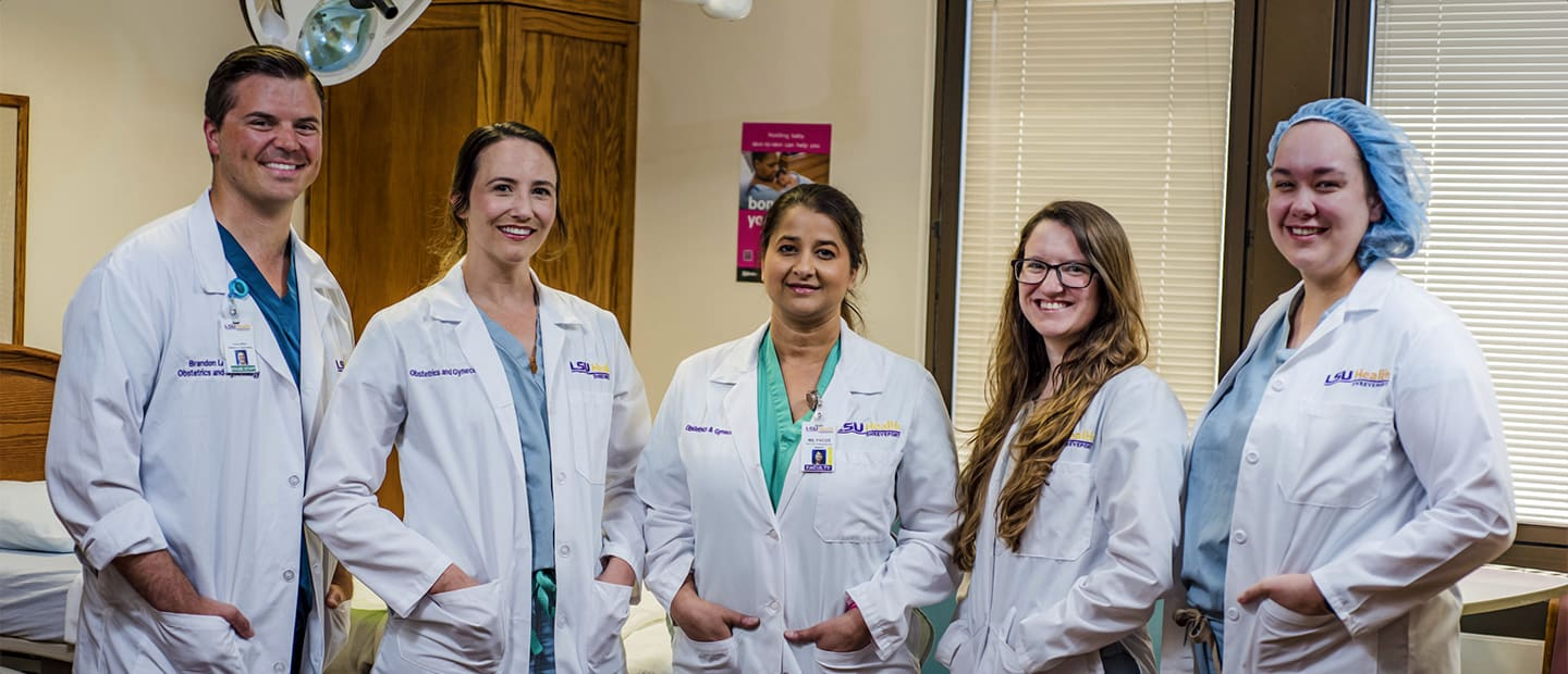 Our Residents - Louisiana State University Health Sciences