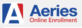 Aeries Online Enrollment Logo