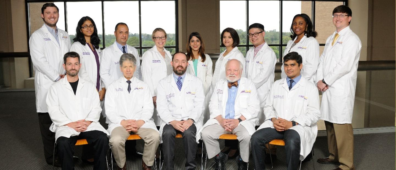 Faculty - Louisiana State University Health Sciences Center