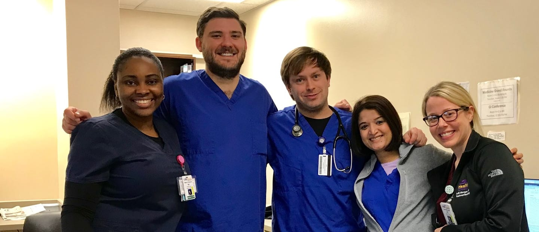 Gastroenterology and Hepatology Fellowship - Louisiana State
