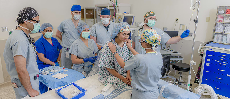 Anesthesiology - Louisiana State University Health Shreveport