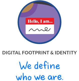 Digital Footprint and Identity logo