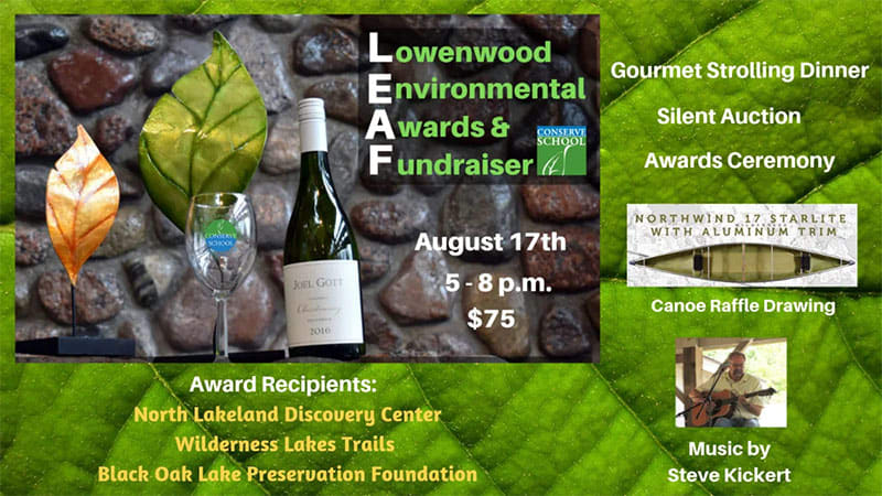 Lowenwood Environmental Awards Fundraiser