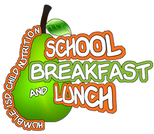 Pear with School breakfast and lunch