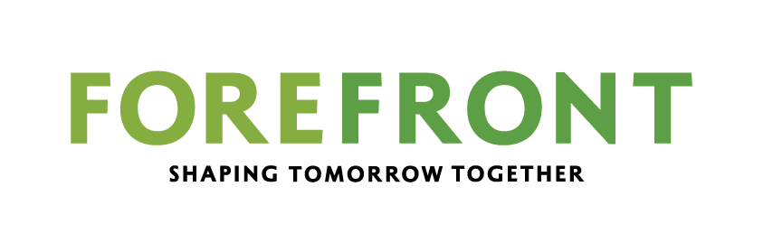 Forefront Shaping Tomorrow Together Campaign
