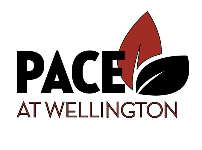 Wellington PACE logo