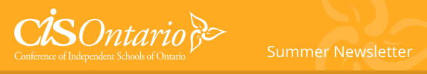 CIS Ontario Summer Newsletter 2020