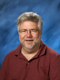 Andy Roberston, RHS band director
