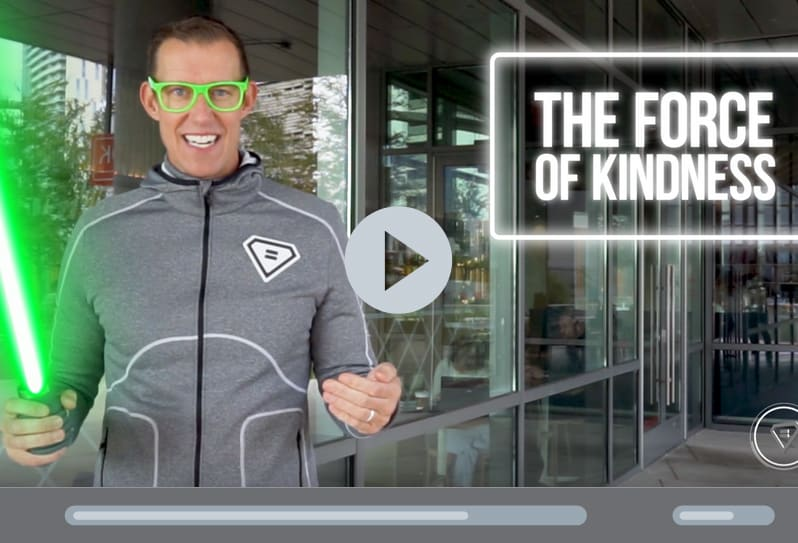The Force of Kindness Featuring Equalman