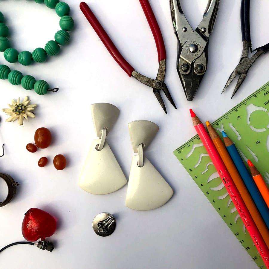 Jewellery with Alice Whish