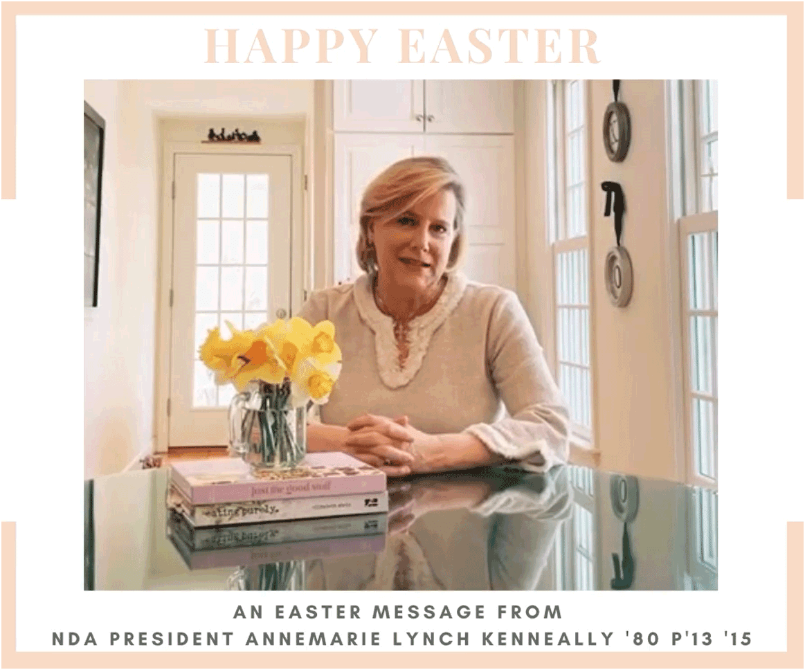 Easter Message from President Kenneally