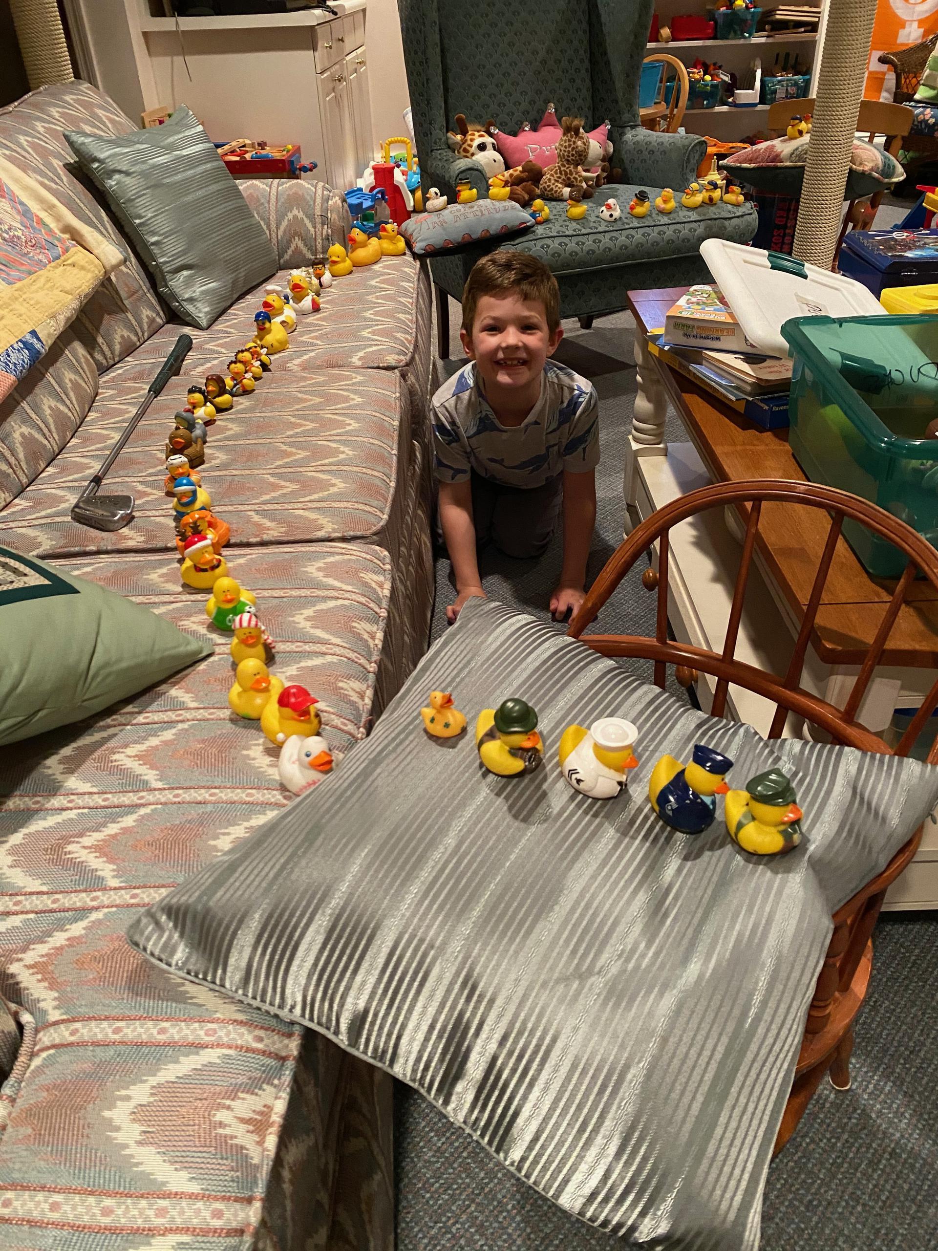Joseph Conahan's Duck Parade
