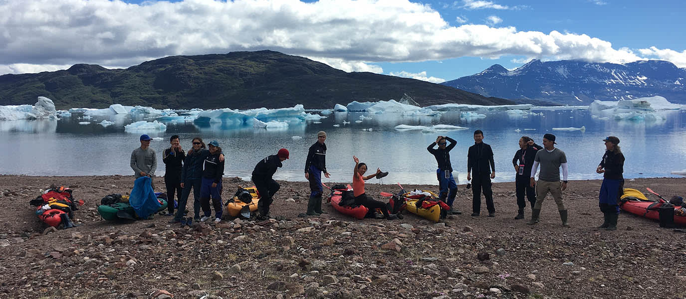 TRIPS AND EXPEDITIONS