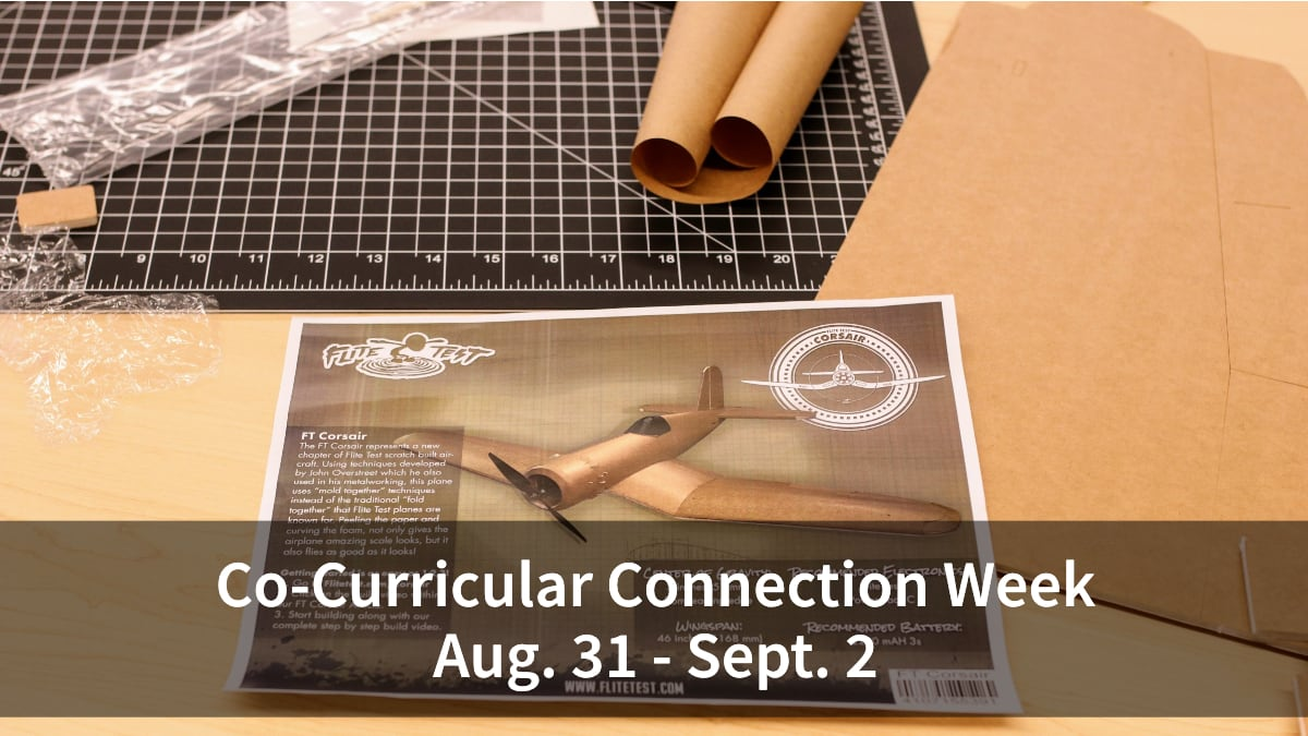Co-Curricular Connection Week