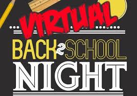 Back to School Night Presentations 20-21 - James Madison Intermediate School