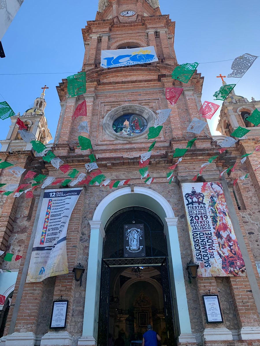 A photo from SMCS teacher, Dr. Peter Zavodny's sabbatical in Mexico.