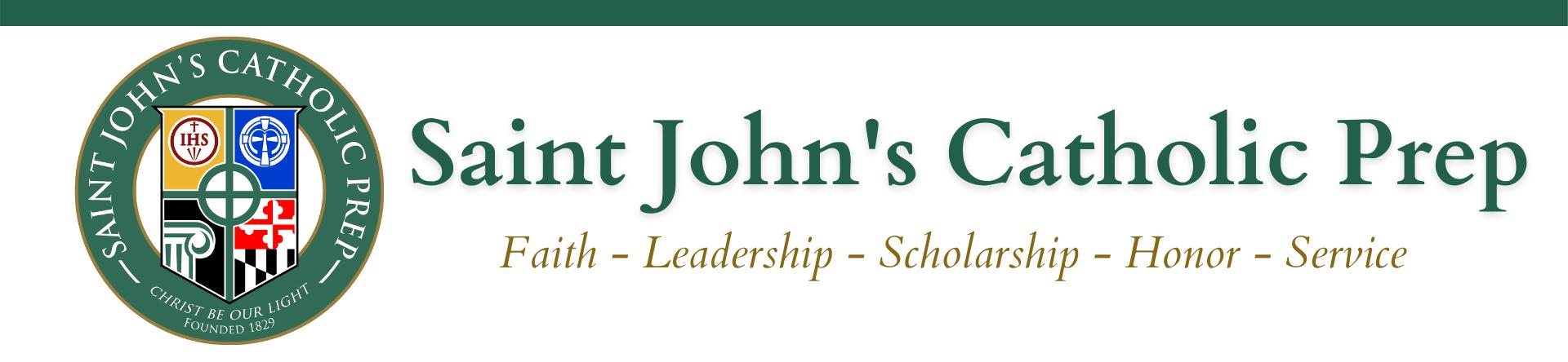 SJCP - Faith, Leadership, Scholarship, Honor, Service