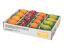 box of mixed fruit from sale