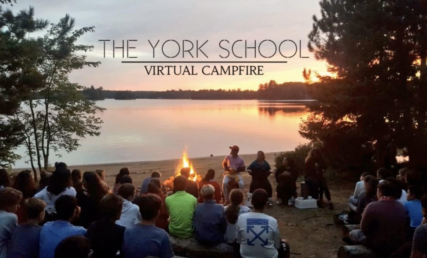 The York School Virtual Campfire