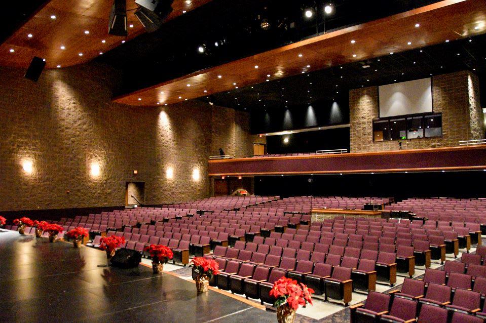 FVL Auditorium Interior