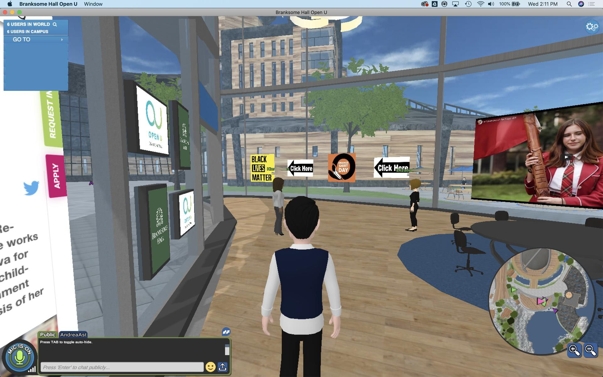 Branksome Hall: First-ever Virtual Clubs Fair