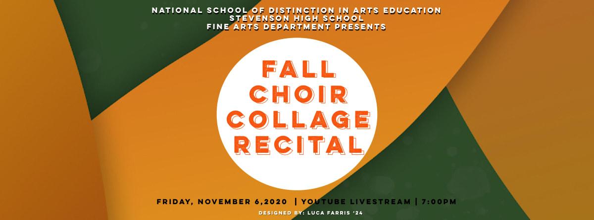 Fall Choir Recital