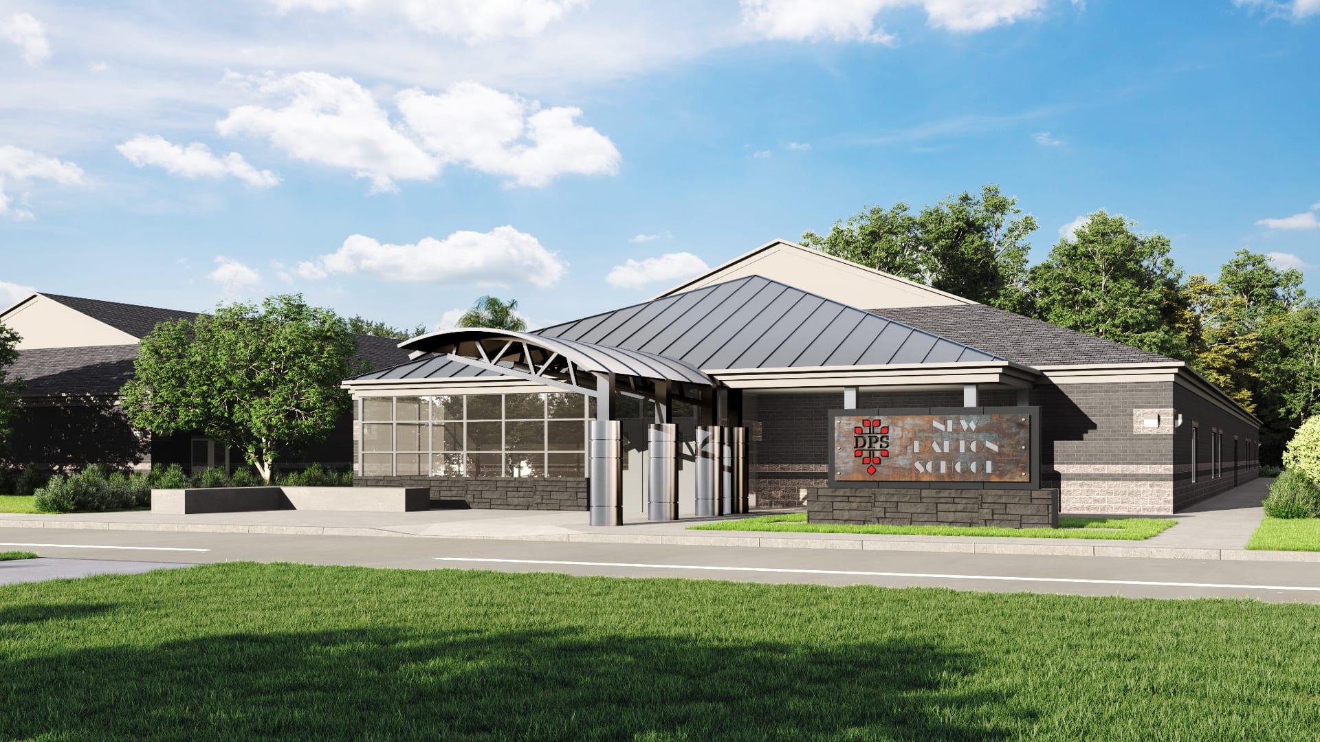 The Dalton Academy exterior