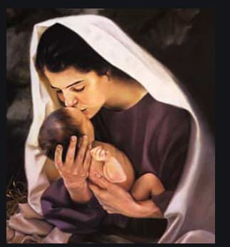 Advent - Mary and Jesus
