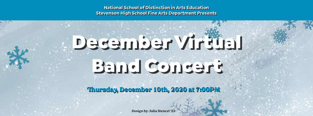 December Band Concert