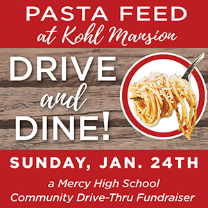 Drive and Dine Pasta Feed