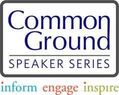 Common Ground Speaker Series