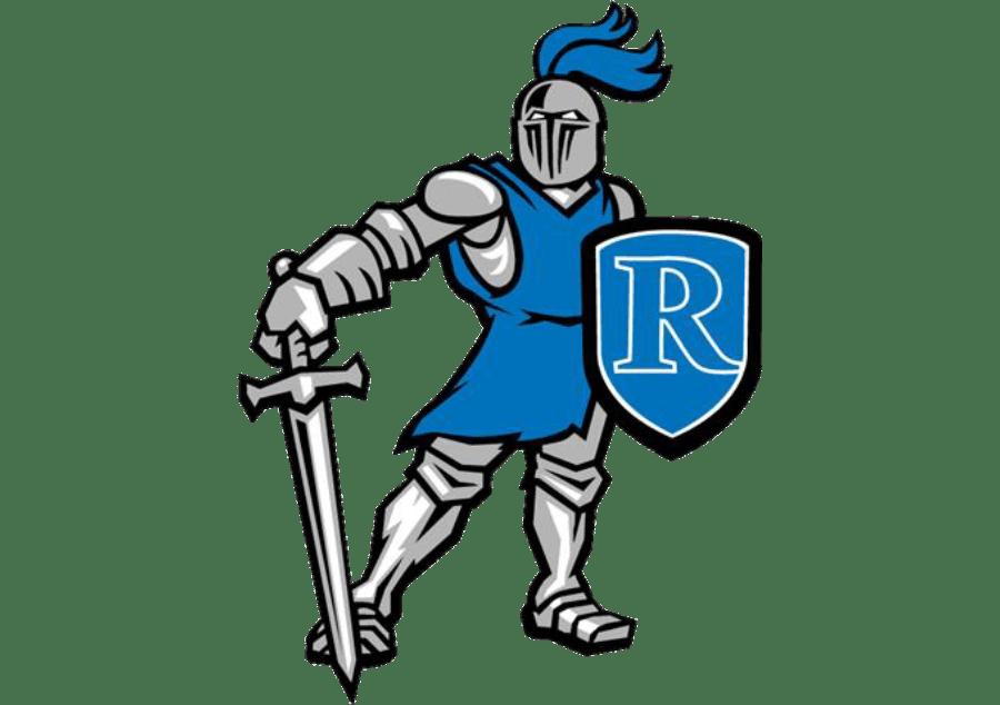 Reuther Crusader mascot