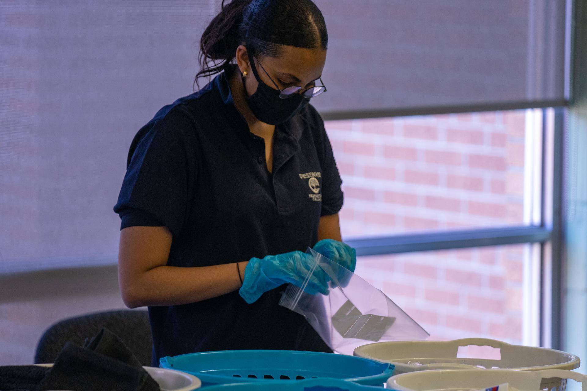 Crestwood Prep Students Sending Care During Pandemic
