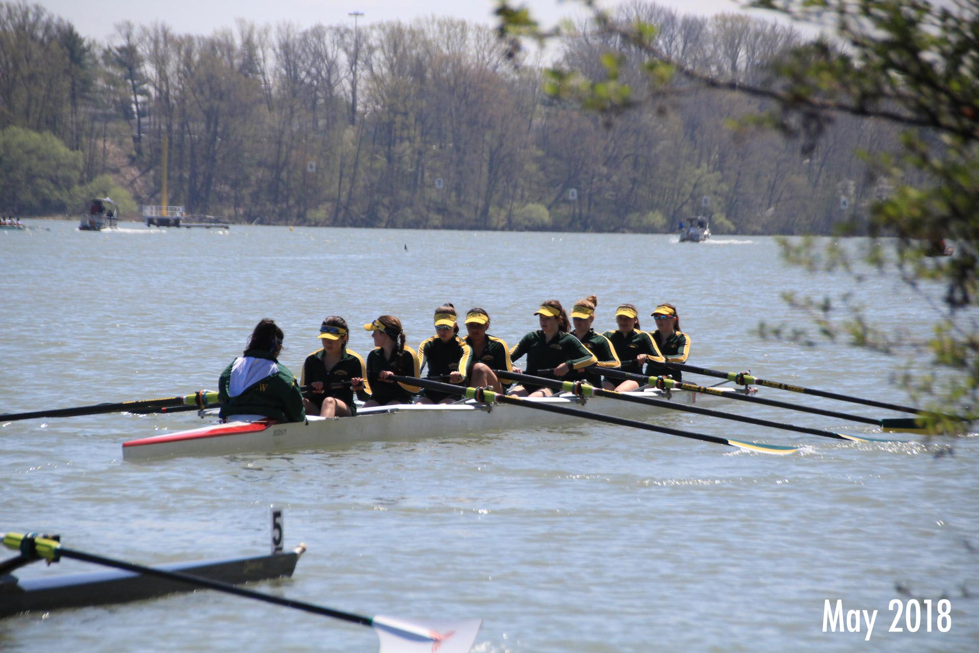 Havergal College's Rowing Team: Strong Alone, Unstoppable Together