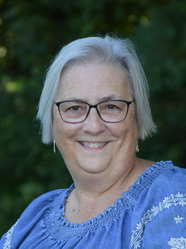 Linda Spence, Upper School English Teacher and School Librarian