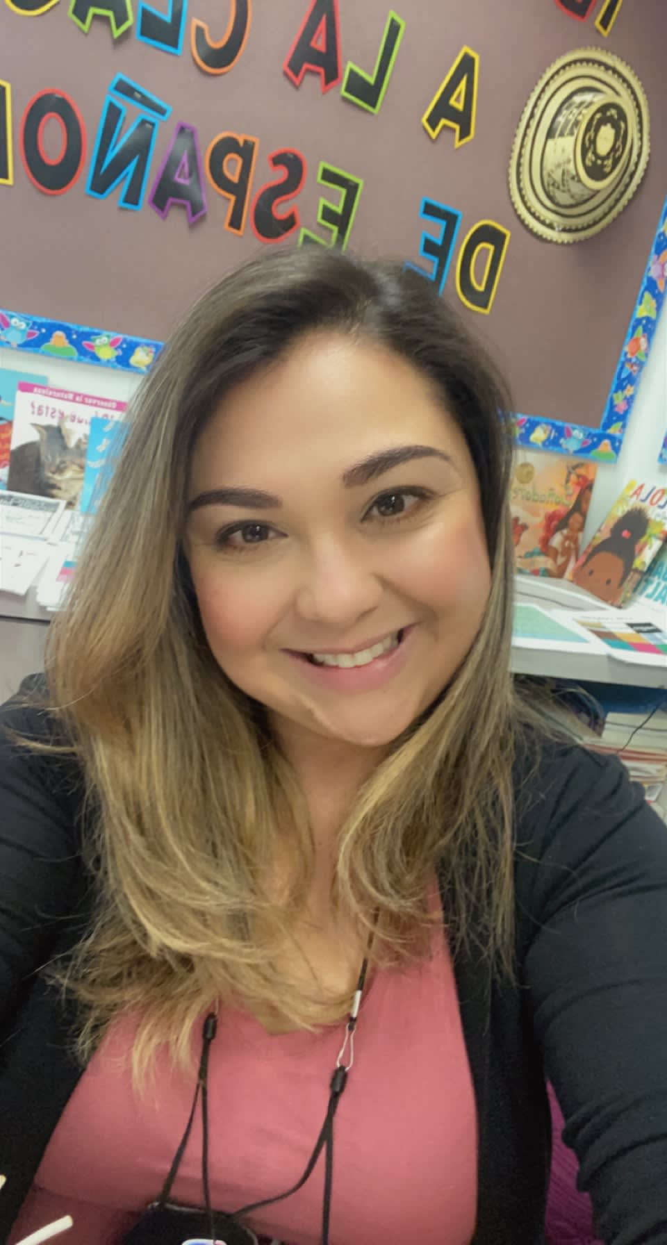 Mary Ann Mestre-Price, Lower and Middle School Spanish Teacher