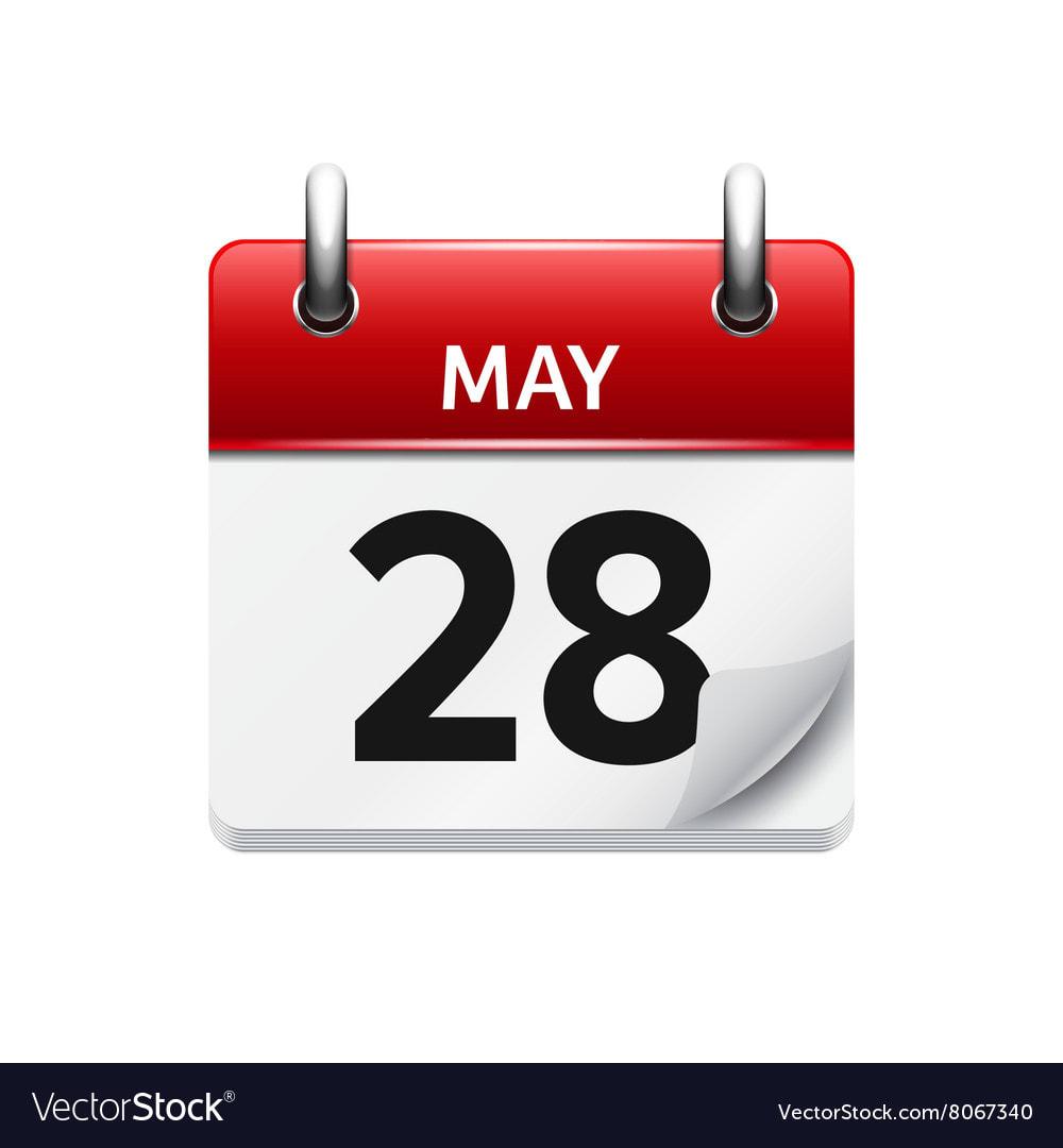 Calendar Image of May 28