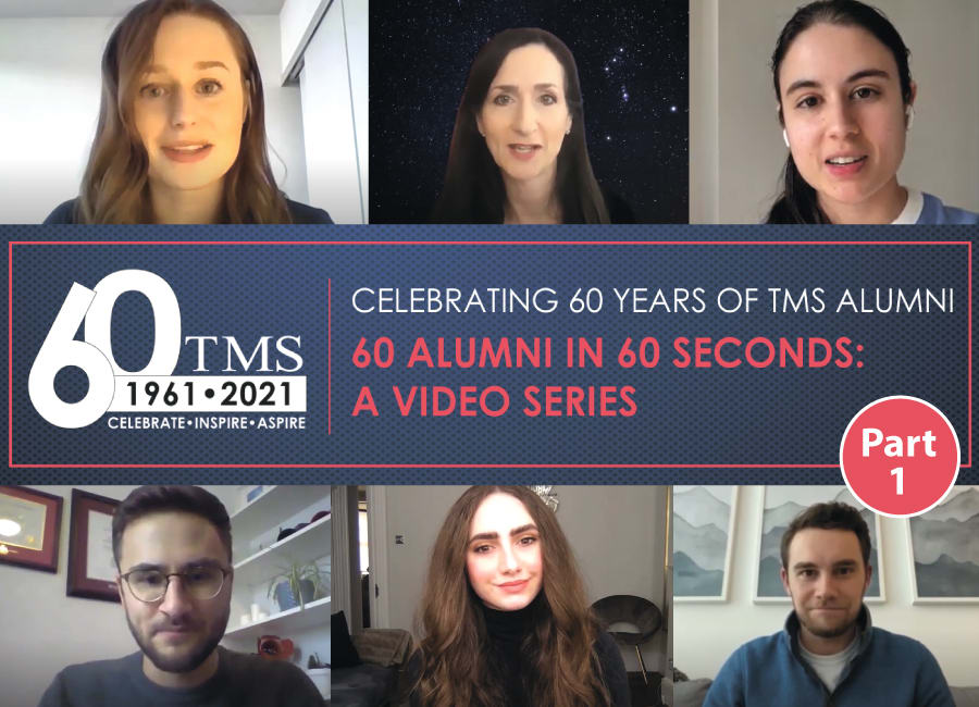 TMS SCHOOL - Celebrating 60 Years of TMS … Virtually!