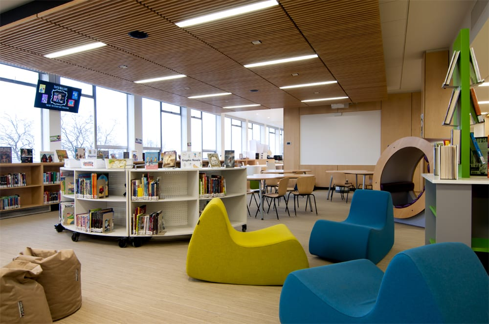 VS America: Transforming Your Library? - West Point Academy - BC