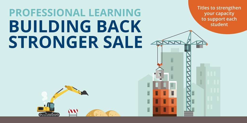 NELSON: Building Back Stronger – Nelson Professional Learning Sale