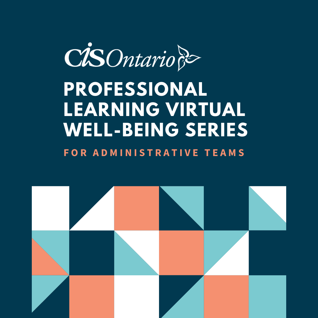 EXECUTIVE ASSISTANTS' NETWORK - A Virtual Well-being Series for Administrative Teams