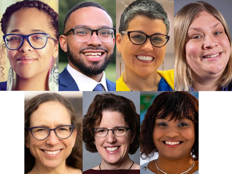 Seven Madison school board members