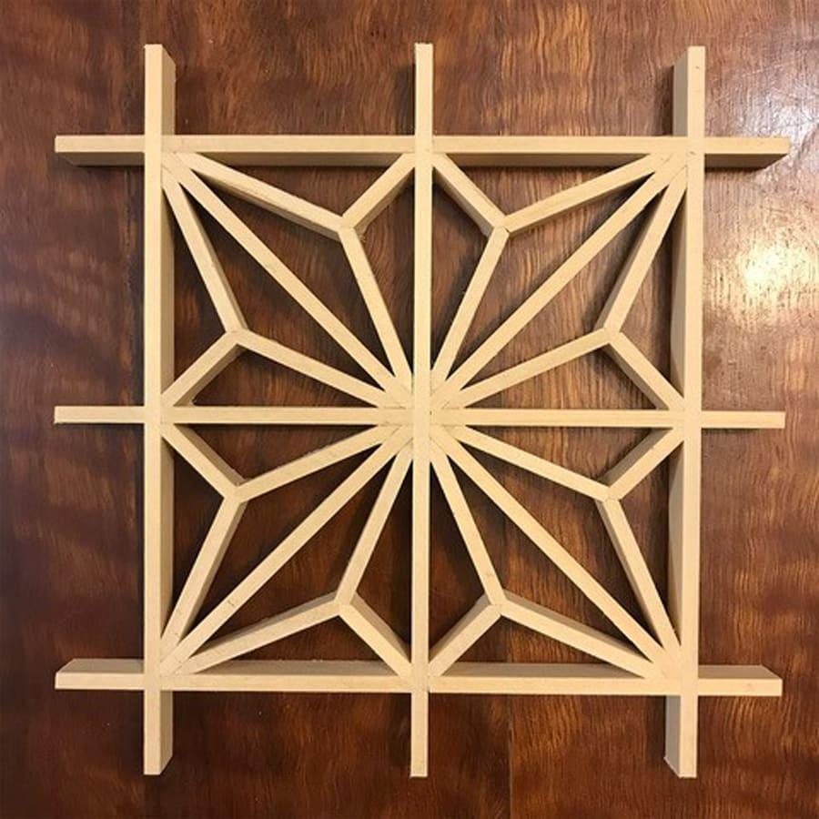 Jason Bennett - wood project