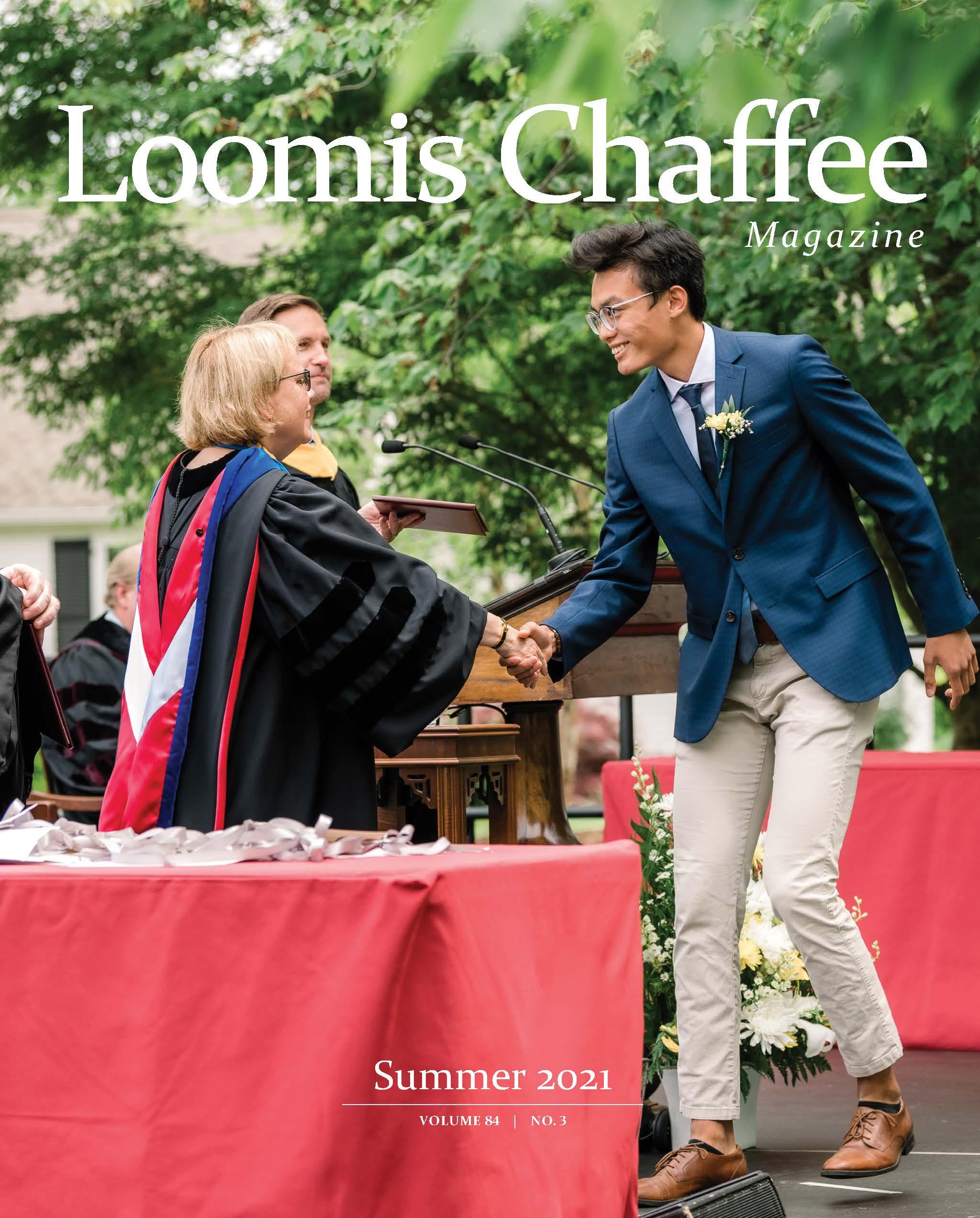 Loomis Chaffee Magazine Summer 2021