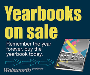 Yearbooks on sale -- remember the year forever, buy the yearbook today. Walsworth Yearbooks.