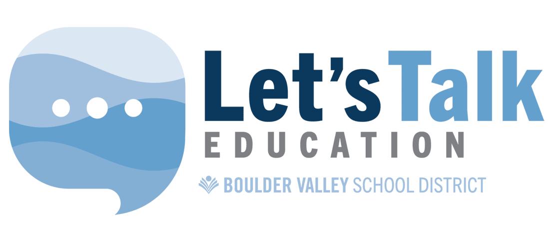 Let's Talk Education logo