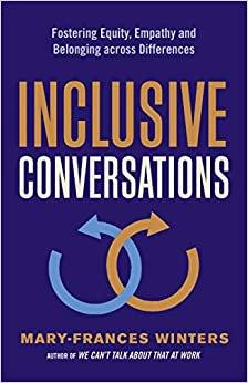 Inclusive Conversations Book Cover