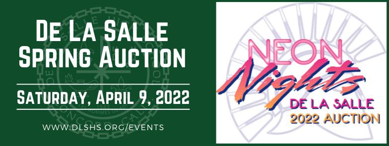 2021 De La Salle Action Logo