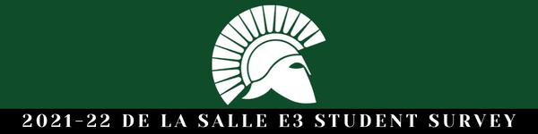 E3 Student Survey