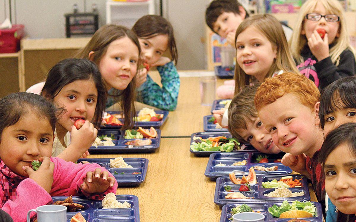 School Food Hero Day - Boulder Valley School District - School Food Project 13